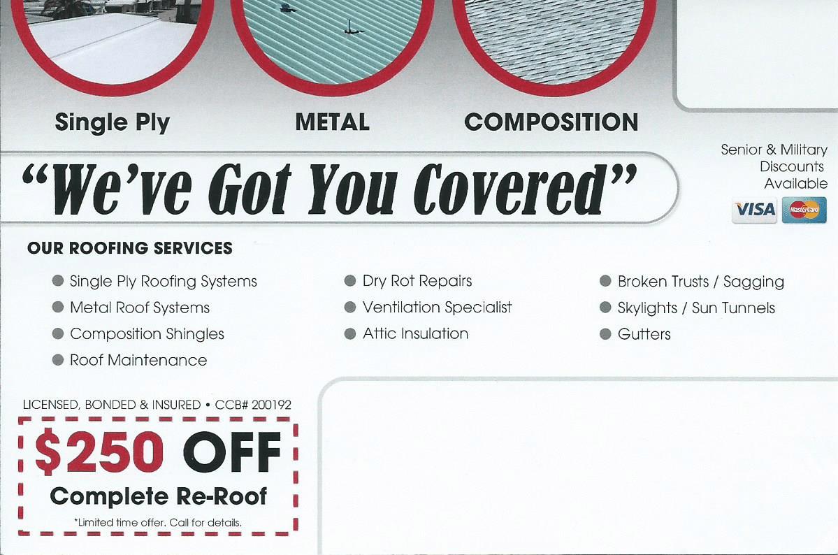 Rogue coupon code