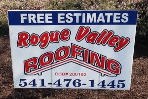 Rogue Valley Roofing in Medford